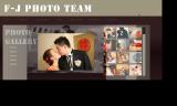 Flash Portfolio CMS Website