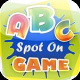 Learn alphabet - Spot On Game